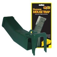 Mouse Traps - Little Sucker Live Catch Mice Traps x 2