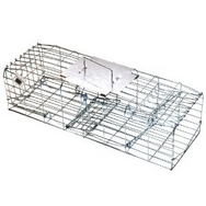Squirrel Trap - Humane Live Catch Cage Trap