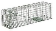 Rabbit and Hare Trap - Humane Live Catch Cage Trap